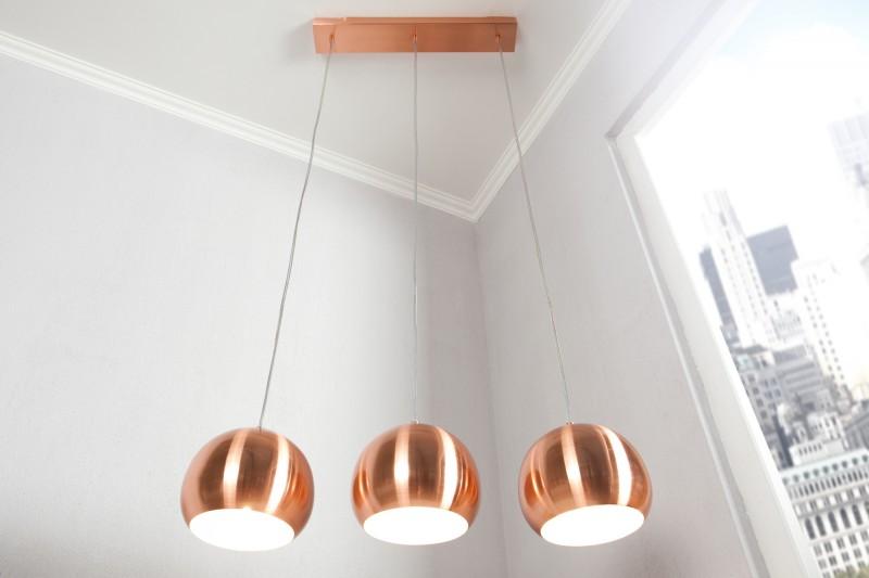 Lampa Copper Ball